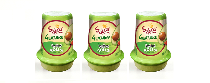 Food Spotlight: Take Your Guac on the Go with Sabra's New Guacamole Grab N' Go!