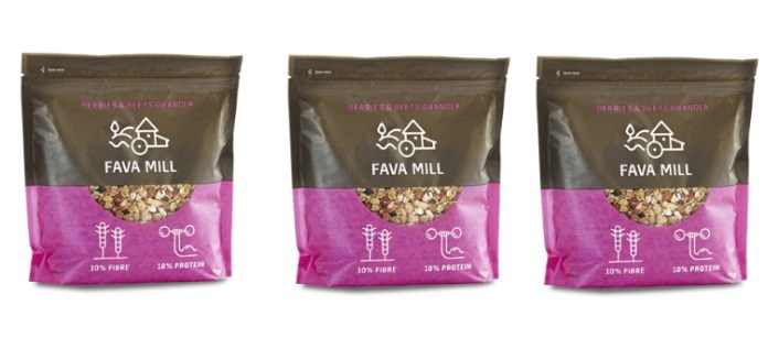 Food Spotlight: Fava Mill Berries & Beets Granola