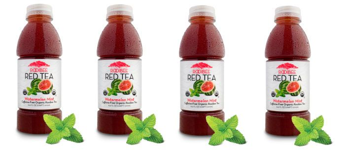 Drink Spotlight: Rooibee Red Tea Watermelon Mint