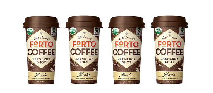 Coffee Spotlight: Forto Cold Brewed Coffee Energy Shot