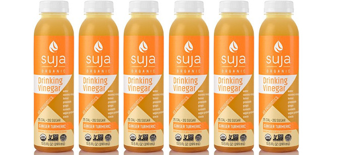 Drink Spotlight: Suja Juice Ginger Turmeric Drinking Vinegar