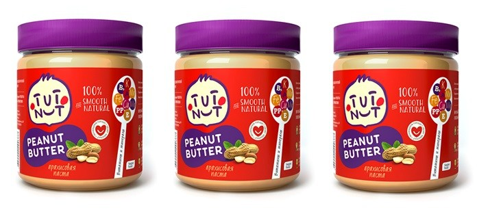 Packaging Spotlight: Tut Nut Peanut Butter