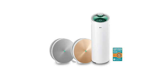 Personal Care Spotlight: LG Air Purifiers Earn 'Asthma & Allergy Friendly' Certification In Time For Springtime Sneezing