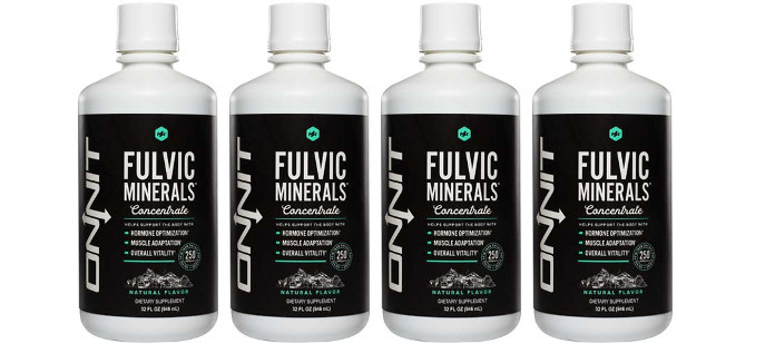 Supplement Spotlight: Onnit Fulvic Minerals