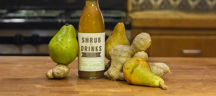 Drink Spotlight: Shrub Drinking Vinegars
