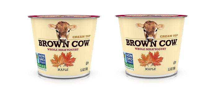 Industry News: Brown Cow Goes Non-GMO Project Verified, Comes Home to the Northeast