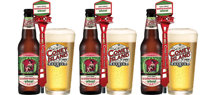 Beer Spotlight: Coney Island Watermelon Wheat