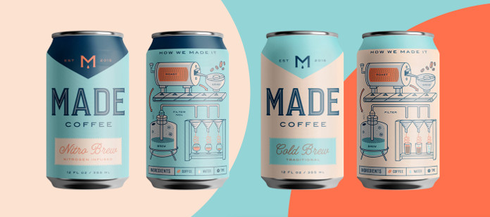 Packaging Spotlight: Made Coffee