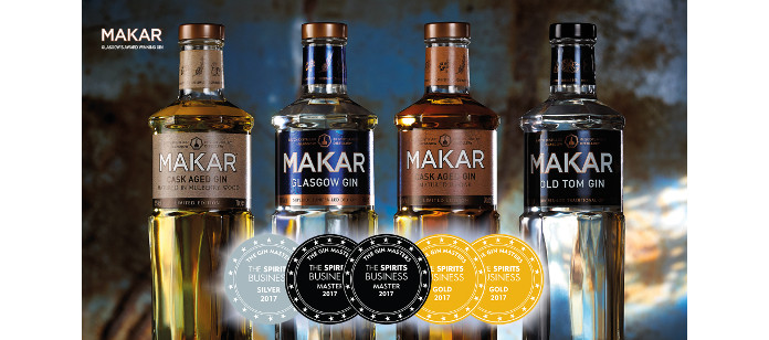 Industry News: Best in Class For Glasgow Distillery at Global Spirit Masters