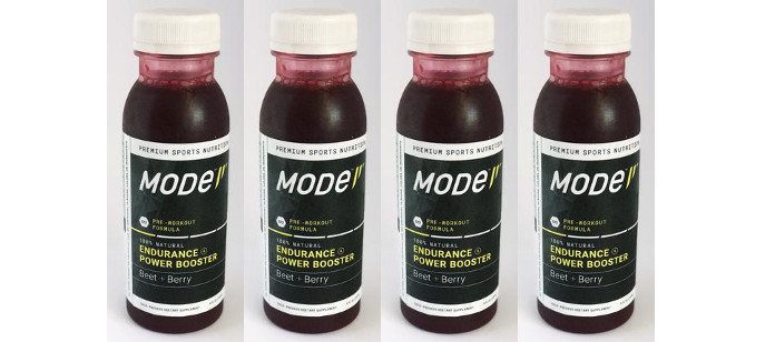 Drink Spotlight: MODe Endurance & Power Booster