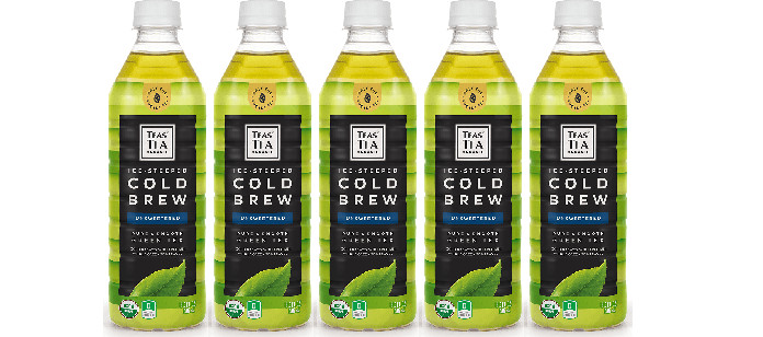 Drink Spotlight: ITO EN TEAS' TEA ICE-STEEPED COLD BREW PURE & SMOOTH green tea