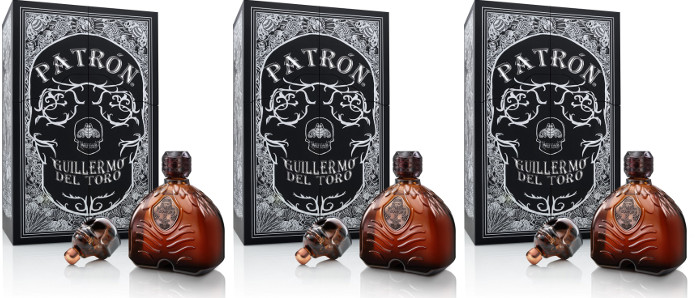 Tequila Spotlight: Patrón Tequila and Acclaimed Filmmaker Guillermo del Toro Create First-of-its-Kind Collaboration