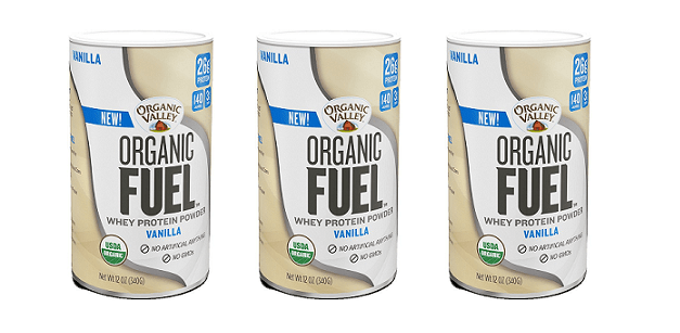 Supplement Spotlight: Organic Valley Vanilla Organic Fuel Protein Powder