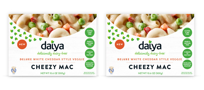 Food Spotlight: Daiya Deluxe White Cheddar Style Veggie Cheezy Mac