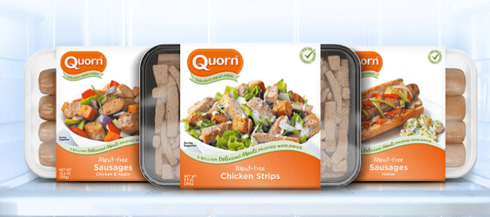 Food Spotlight: Quorn Introduces New Refrigerated Meat Alternative Products in the US
