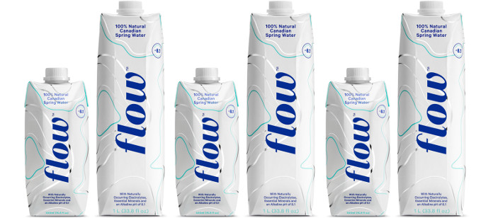 Drink News: FLOW NATURALLY ALKALINE SPRING WATER AVAILABLE FOR THE FIRST TIME NATIONWIDE