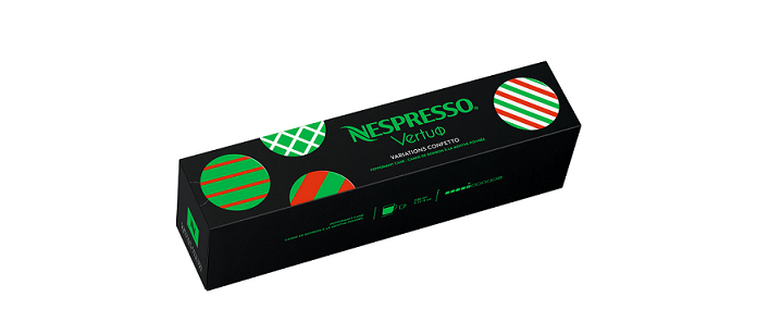 Drink Spotlight: Nespresso Reveals Colorful, Candy-Inspired Limited Edition Collection For The Festive Season