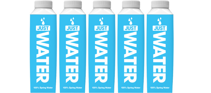 Industry News: JUST WATER Announces B Corporation Certification