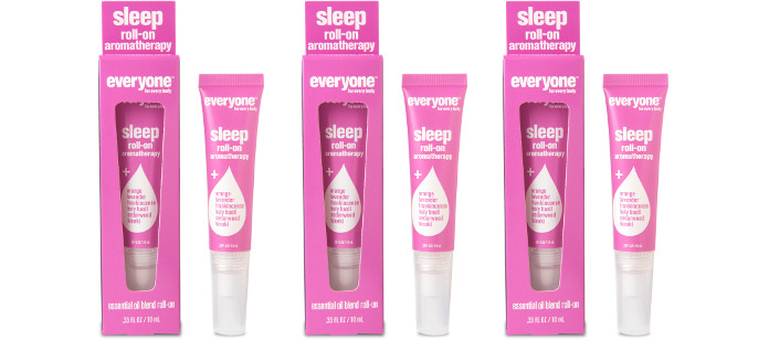 Personal Care Spotlight: Roll-On Essential Oils in Sleep from Everyone™