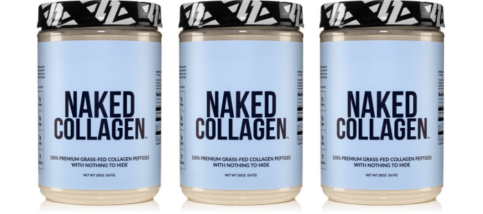 Supplement Spotlight: Naked Collagen Peptides Protein Powder