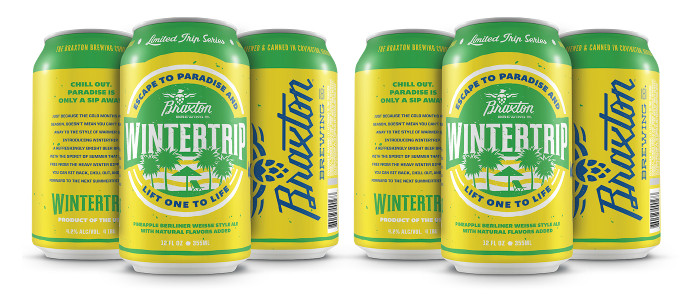 Industry News: Braxton Brewing Co. Plans to De-Winterize the Season With New Wintertrip Series