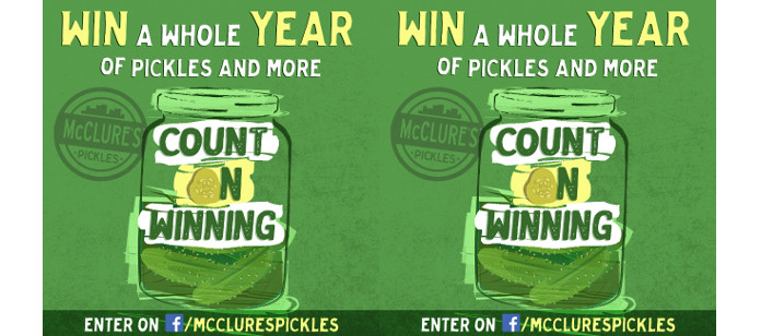 Industry News: McClure's Pickles' National Pickle Day Celebration Goes Viral