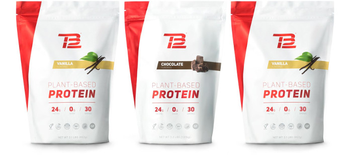 Supplement Spotlight: TB12™ Plant-Based Protein