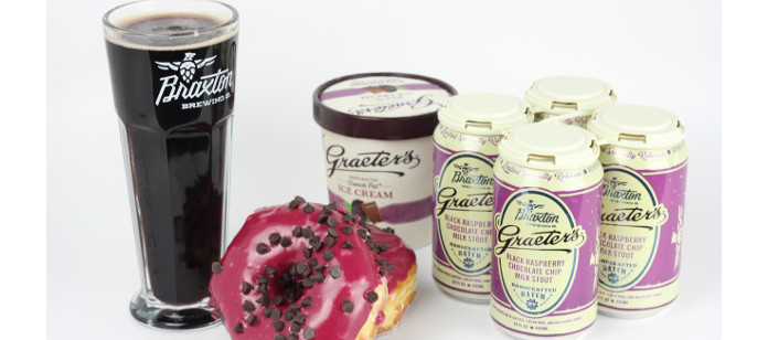 Industry News: Braxton Brewing Co. and Graeter's Ice Cream Re-Launch the Stuff Dreams Are Made Of