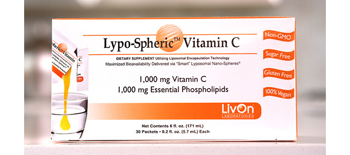 Supplement Spotlight: LivOn Labs Liposomal Vitamin C