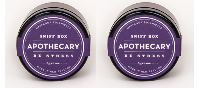 Personal Care Spotlight: Matakana Botanicals De Stress Sniff Box