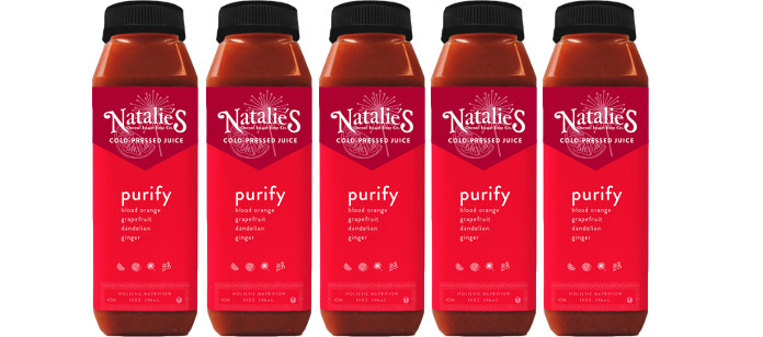 Drink Spotlight: Natalie's Purify Cold Pressed Juice