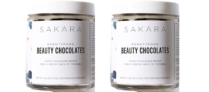 Beauty Spotlight: Sakara Beauty Chocolates