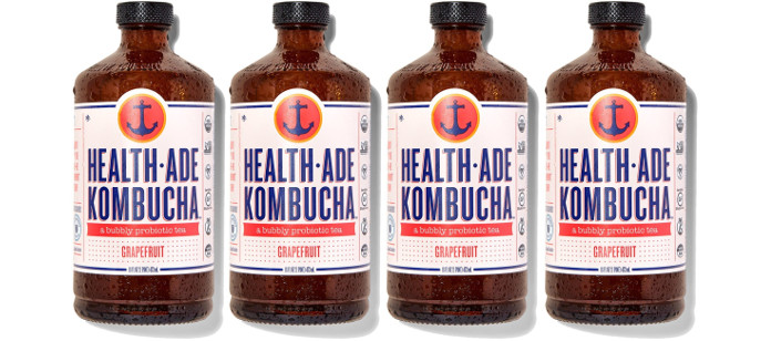 Drink Spotlight: Health-Ade Grapefruit Kombucha