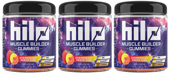 Supplement Spotlight: Hilo Nutrition Muscle Builder Gummies
