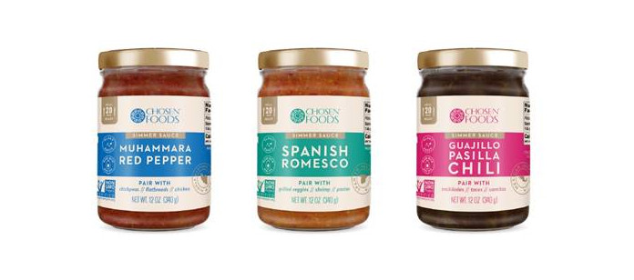 Food Spotlight: Chosen Foods Simmer Sauces to Bring the Heat for Summer's End