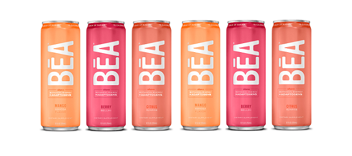 Drink Spotlight: BEA™ Sparkling Energy Drink
