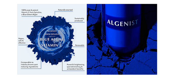 Skin Care Spotlight: Algenist Discovers New & Exclusive, Cutting-Edge Ingredient