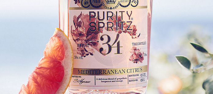 Drink Spotlight: Introducing Purity Spritz, A Modern Natural Twist of The Italian Spritz Cocktail