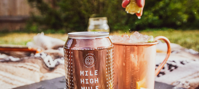 Drink Spotlight: Rocky Mountain Soda Debuts Ready to Drink Canned Cocktails
