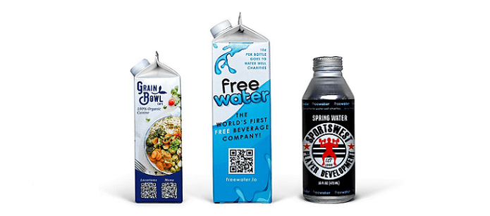 Company Spotlight: FreeWater, The World's First Free Beverage Company Launches