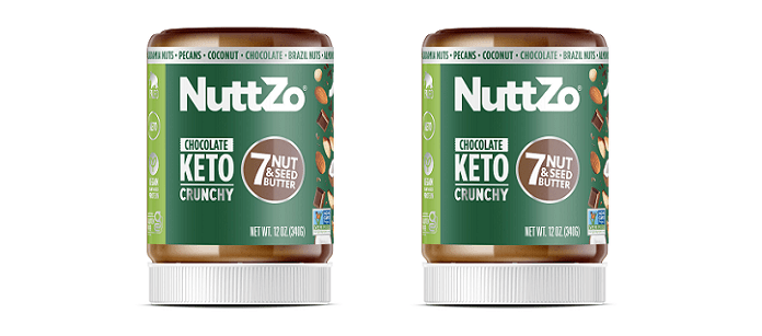 Food Spotlight: NuttZo Launches Chocolate Keto Seven Nut and Seed Butter
