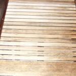 Holzreinigung von Trockeneisstrahlen Leipzig