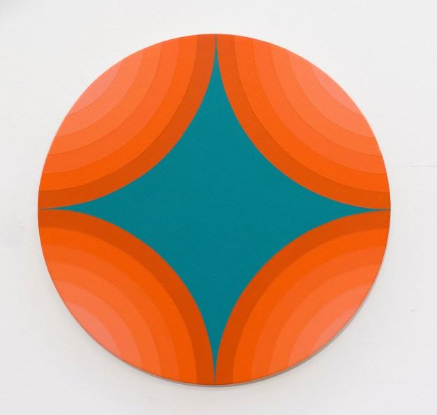 4 Circles Make A star_OrangeVersion