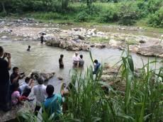 Baptism in Lagawe