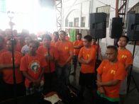 Innsatte i San Fernando fengsel