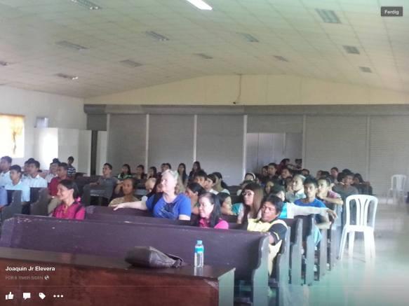 Møte i Bukidnon