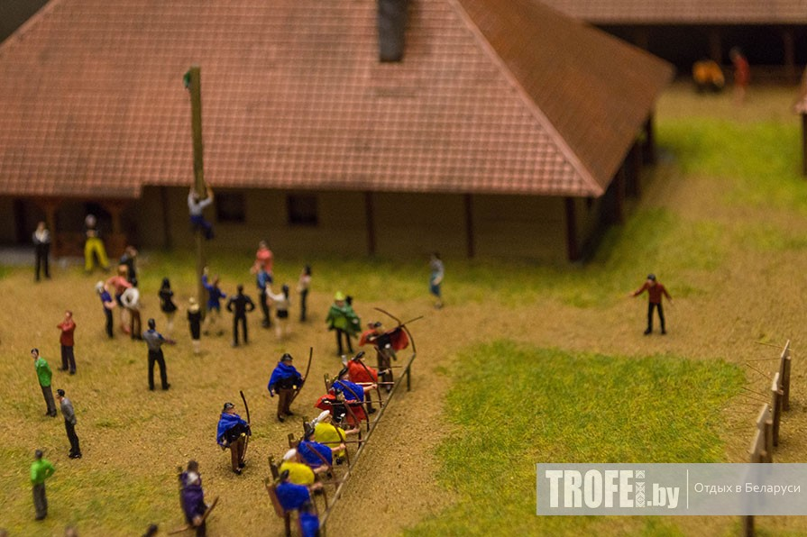 Musée des miniatures biélorussie