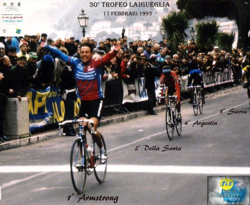 1993 LANCE ARMSTRONG