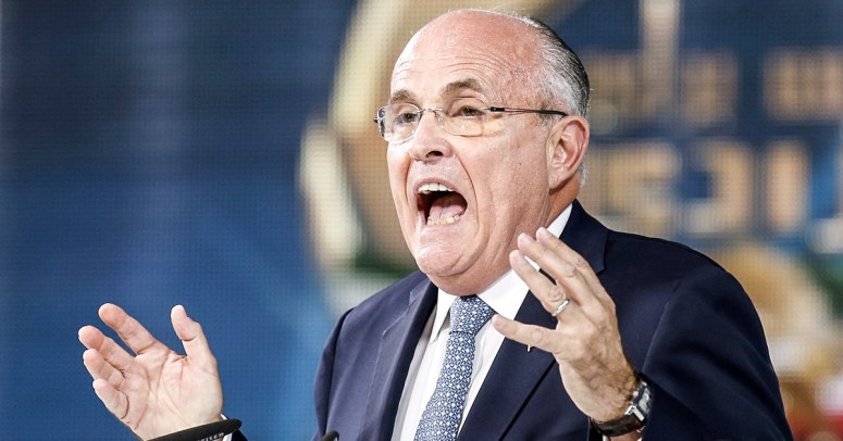 Rudy Giuliani took on Fear City and New York's Five Families