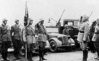 Fiat 508 CM Mussolini архив